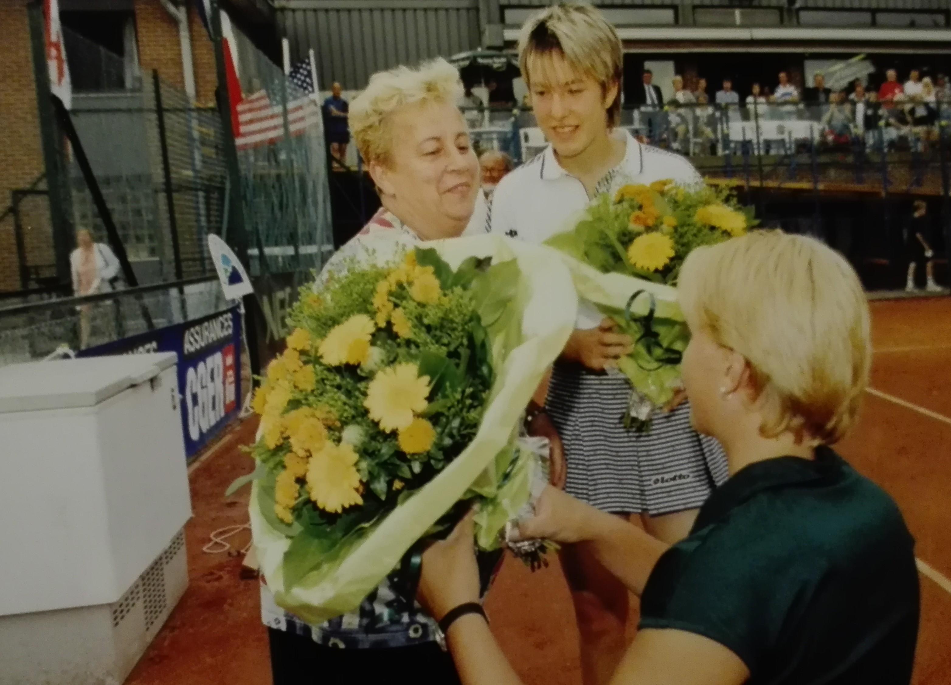 The Belgian Open s history